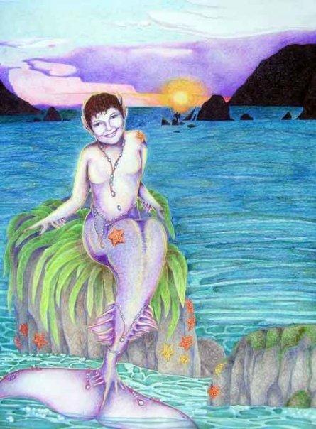 Dierdre- Siren of the Seas